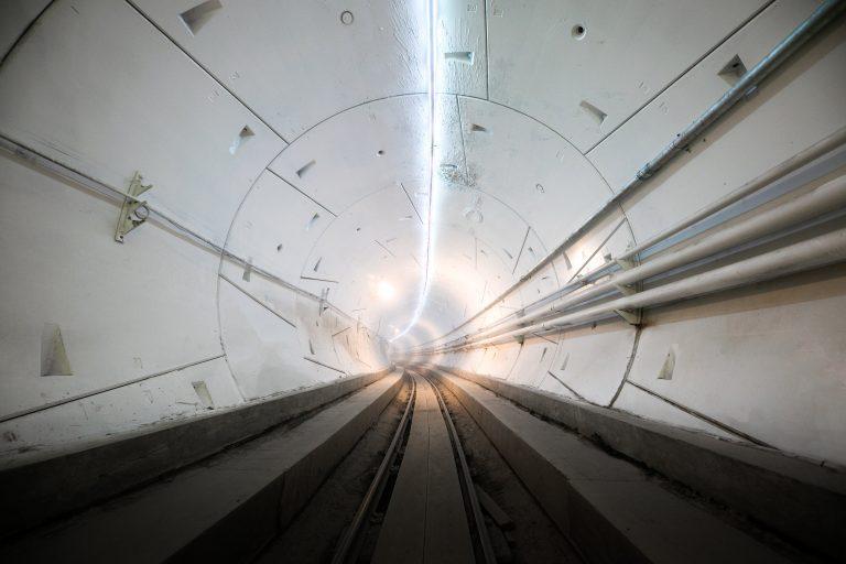Las Vegas aprobó el transporte subterráneo de Elon Musk para suprimir el tráfico en la urbe
