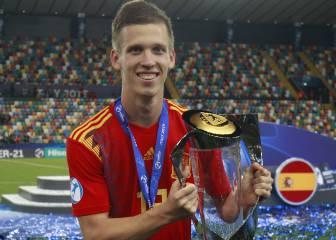 Periodico oficial del Real Madrid. Dani-olmo-es-la-guinda-que-el-atletico-quiere-para-su-proyecto
