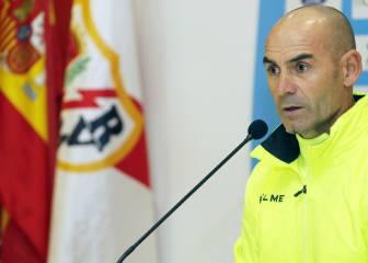 """Paco: """"No hay que fiarse de Dónde se halla el Oviedo en la tabla"""""""