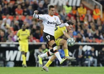 """Rodrigo: """"El día de hoy hemos sido muy el Valencia"""""""