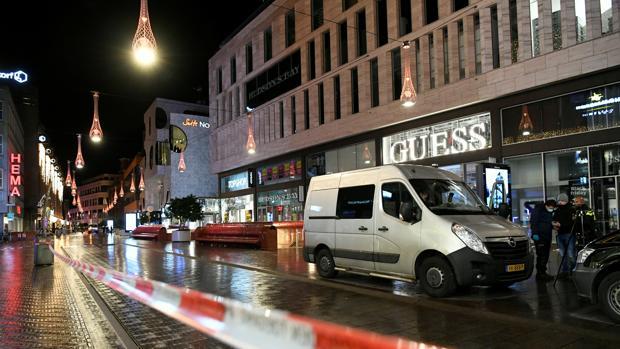 Un encarcelado en Holanda por el ataque con cuchillo del viernes