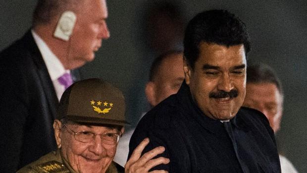 El Perverso-Castrismo y la crisis venezolana