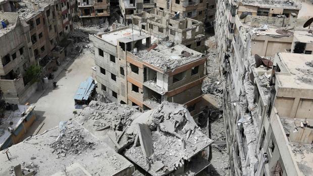 Ejército sirio realiza rápidos avances en Alepo