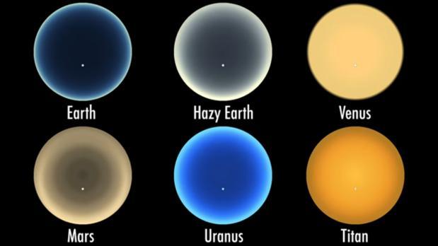 NASA difunde fotos del Sol tomadas durante 10 años