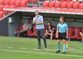 """Vicente Moreno: """"No había duda alguna de que fue penalti"""""""